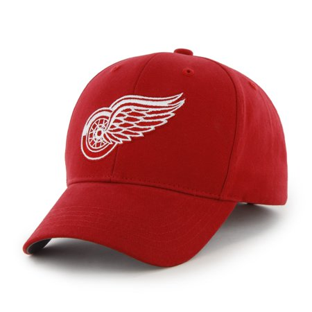 Tomas Holmstrom Detroit Red Wings - NHL Fan FavoriteBasic Cap, Detroit Red Wings