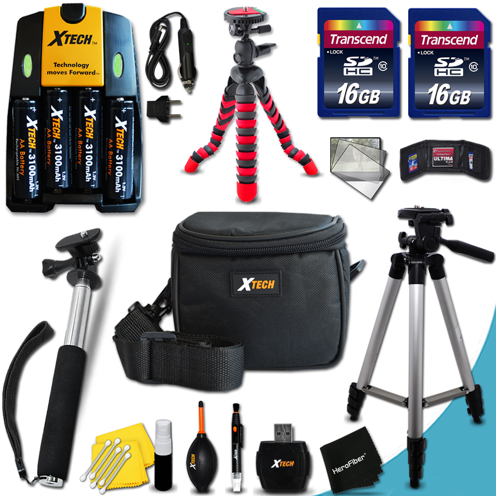 Mega Pro 19 Piece Accessory Kit for Nikon Coolpix L840, L...