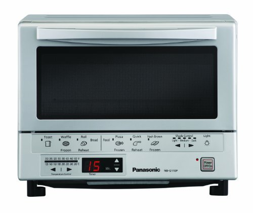 Panasonic NB-G110P Flash Xpress Toaster Oven