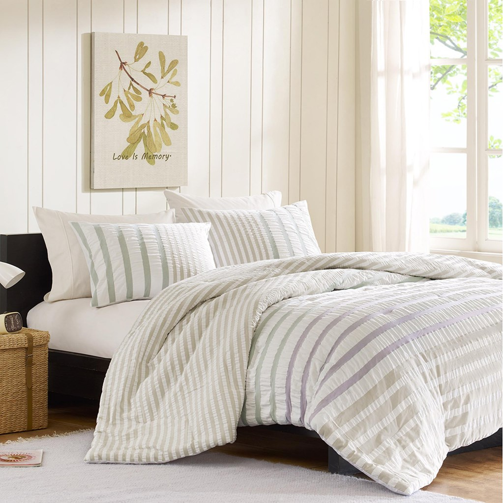 INK+IVY Sutton Comforter Mini Set - (Twin)