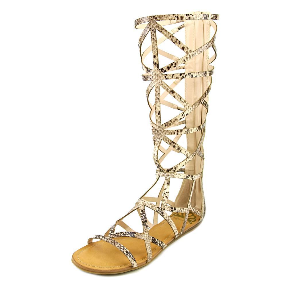 Fergalicious Graceful Women  Open Toe Leather  Gladiator ...