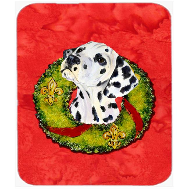 Dalmatian Mouse Pad, Hot Pad or Trivet