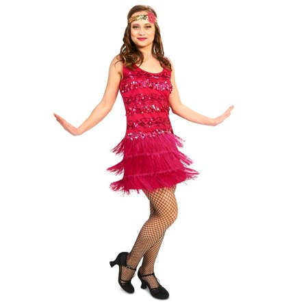 20's Vintage Inspired Flapper Adult Costume - 20's Costumes For Halloween