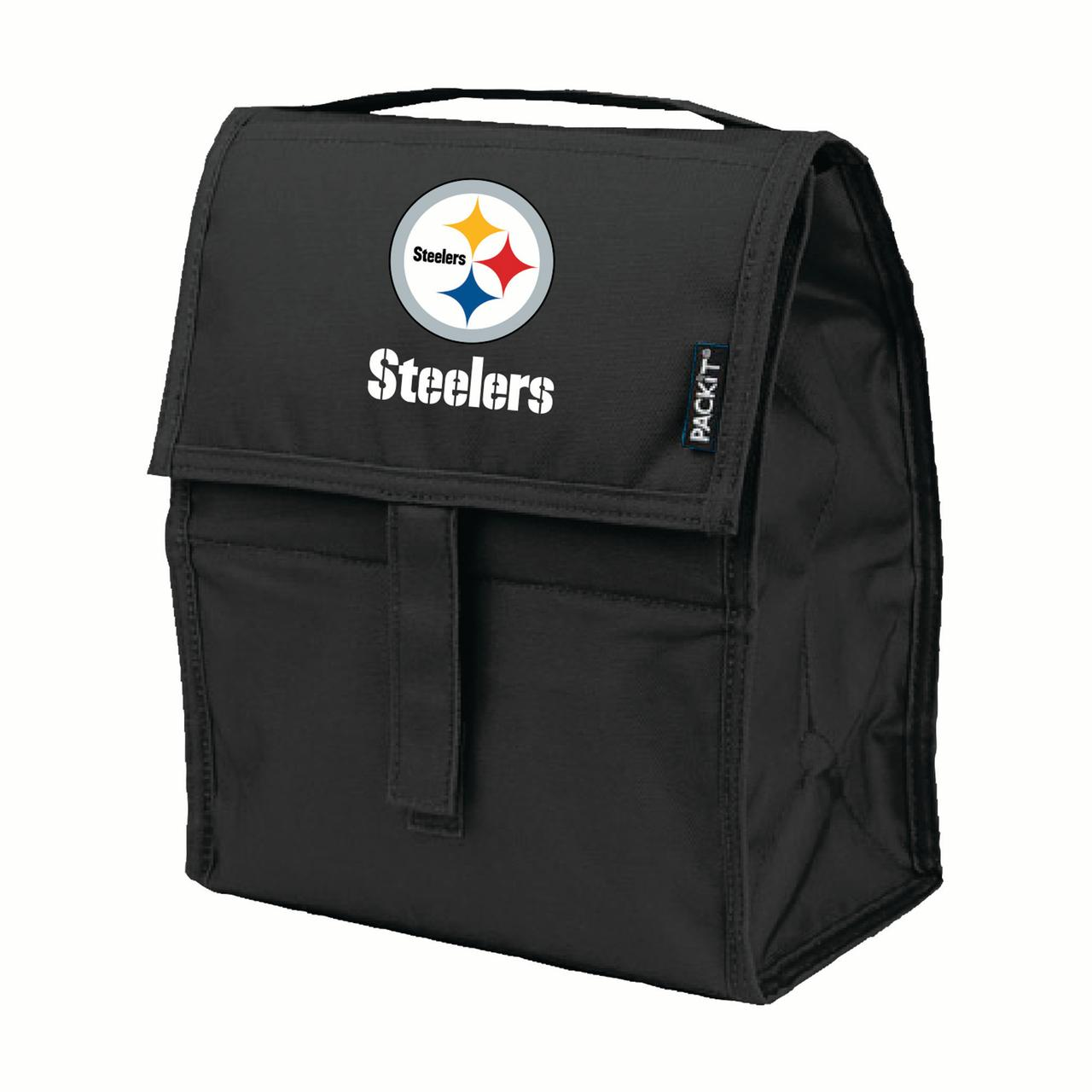 NFL Pittsburgh Steelers Freezable Lunch Bag