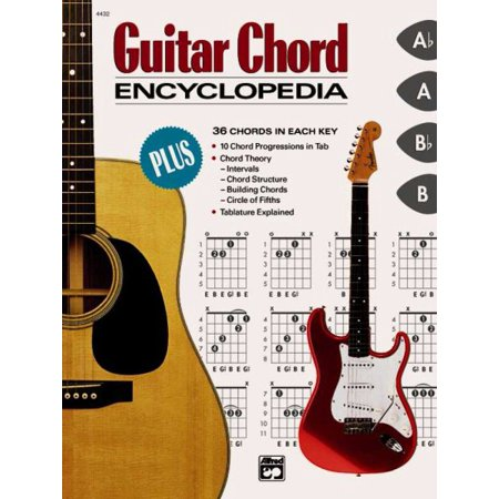 (Guitar Chord Encyclopedia : 36 Chords in Each Key)
