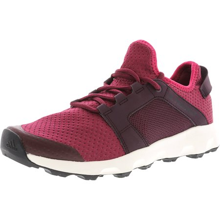 Adidas Women's Terrex Voyager Dlx Mystery Ruby / Dark Burgundy Energy Pink Ankle-High Trail Runner -