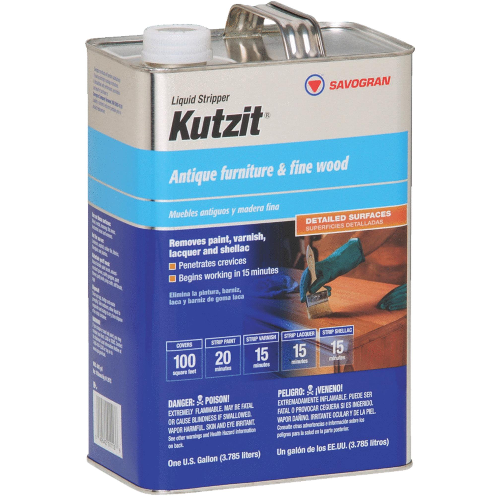 Savogran Kutzit Paint & Varnish Stripper 1113
