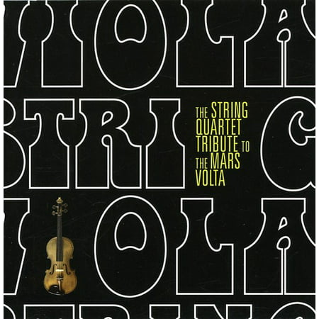 The String Quartet Tribute To The Mars Volta