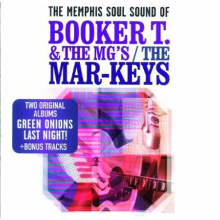 Booker T. & the Mg's/Mar-Keys - Memphis Sould Sound of