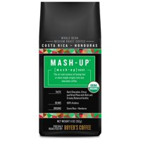 Mash-Up Costa Rica + Honduras Blend Whole Bean Coffee, Medium Roast, 11 oz