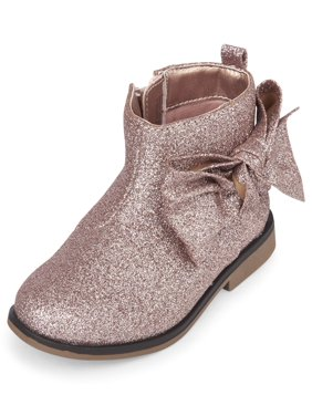 6624a27fffe5 Product Image The Children s Place Toddler Girls  Glitter Bow Bootie