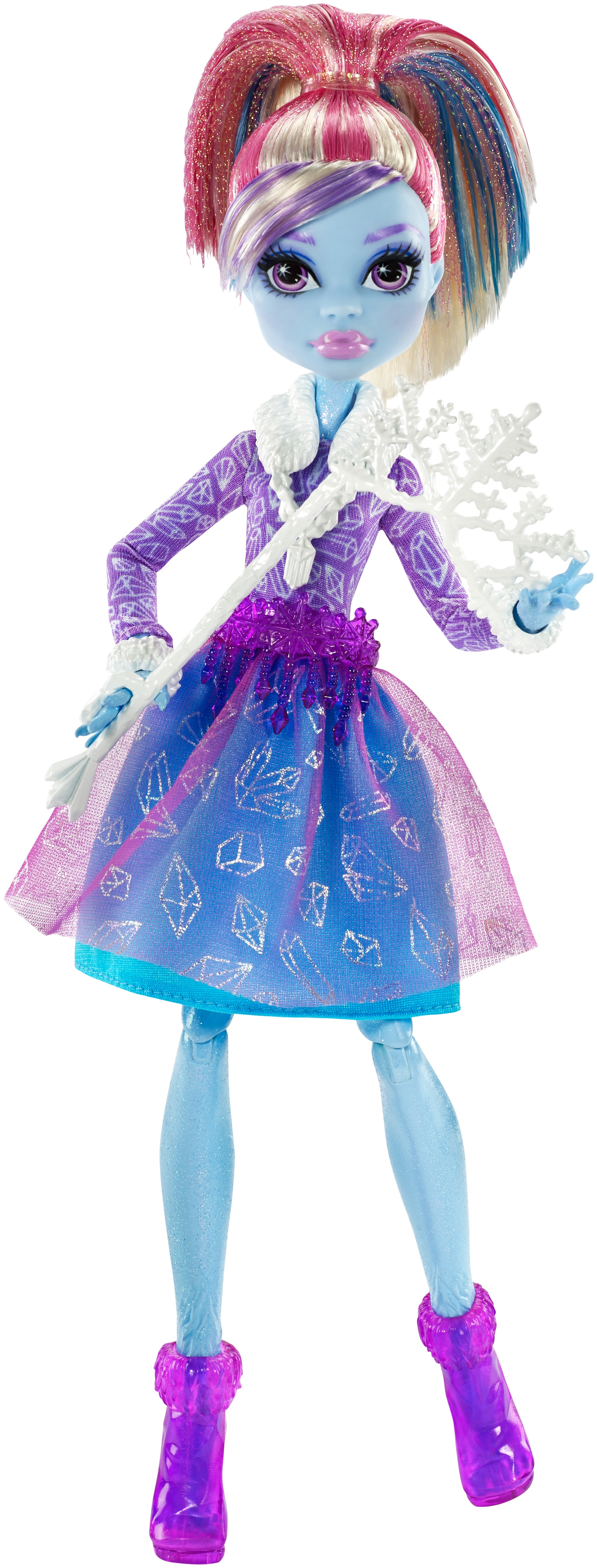 Monster High Welcome To Monster High Monster Dance Party Abbey Bominable Doll by MATTEL INC.
