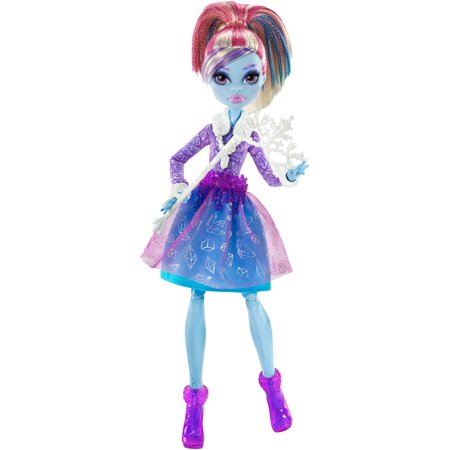 Monster High Welcome To Monster High Monster Dance Party Abbey Bominable Doll (Monster High Nile)