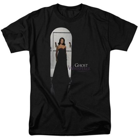 Ghost Whisperer-Doorway - Short Sleeve Adult 18-1 Tee - Black, 3X - image 1 de 1