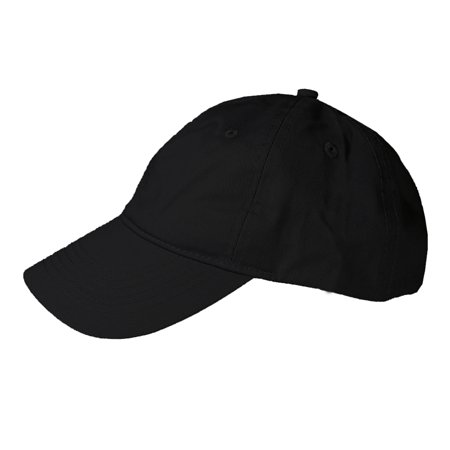8b491410cb6 NEW Plain Solid Washed Cotton Polo Baseball Ball Cap Hat Blank Adjustable  Clasp - Walmart.com