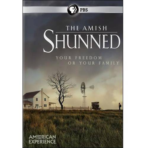 American Experience: The Amish Shunned (DVD) by PBS HOME VIDEO