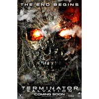 Terminator: Salvation (2009) 11x17 Movie Poster