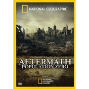 National Geographic: Aftermath Population Zero (Widescreen) by NATIONAL GEOGRAPHIC VIDEO
