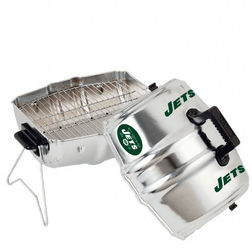 NFL - New York Jets Charcoal Keg-A-Que