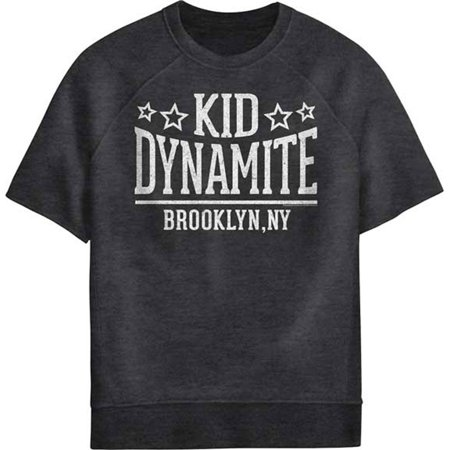 Mike Tyson Men's  Kid Dynamite Sweatshirt - Mike Tyson Tattoo Halloween