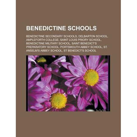 Benedictine Schools : Benedictine Secondary Schools