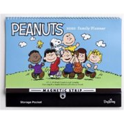 Dayspring Cards 147014 11 x 14 in. 2020 Peanuts Family Planner