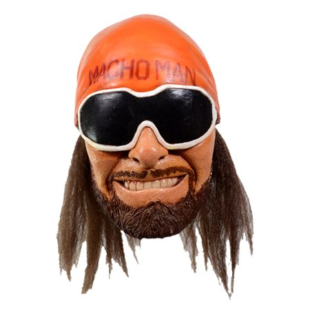 Randy Savage Macho Man Mask (Randy Cunningham Halloween)