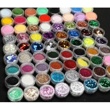 Reduce Price Hot Acrylic Powder Glitter Manicures Gel Nail Art Set
