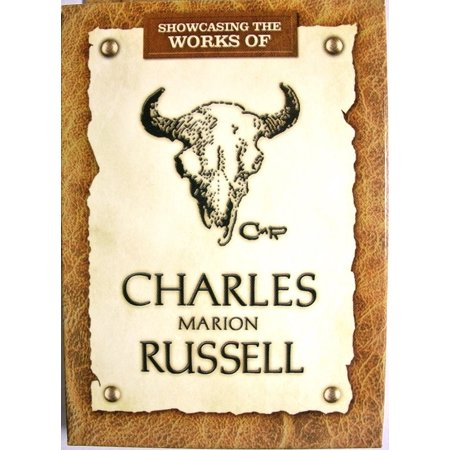 Charles Marion Russell Souvenir Playing Cards