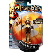 Thundercats Thunder Lynx Basic Cheetara Action Figure