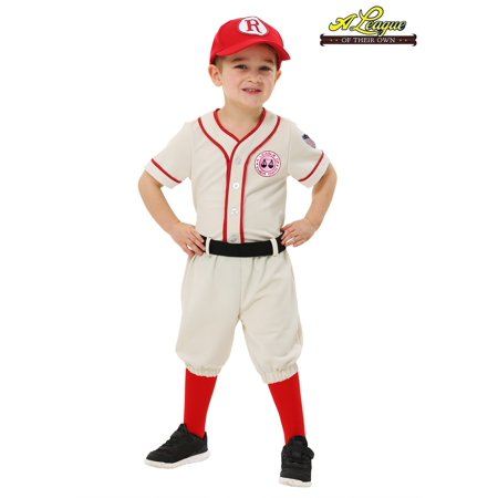 Jimmy Halloween Costume (A League Of Their Own Toddler Jimmy)