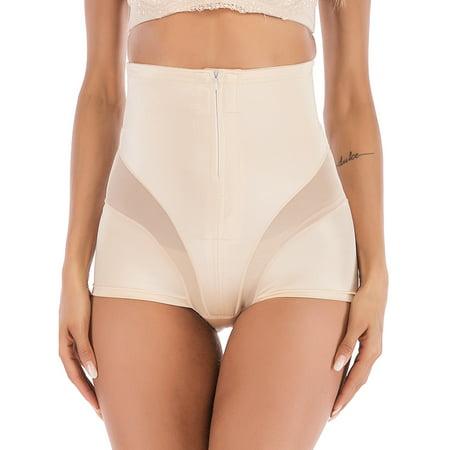 07f1050b8 Women Butt Lifter Underwear High Waist Seamless Butt Lifter Enhancer Tummy  Control Panty Underwear Body Shaper Black Beige