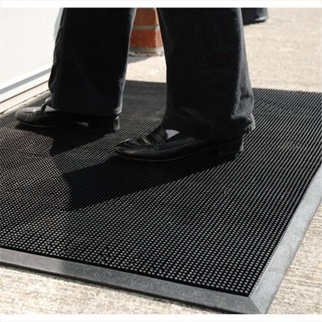 Durable Corporation 396S1624 16 in. Wx 24 in. L Fingertip Entrance Mat