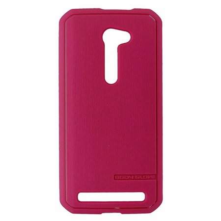 Body Glove Satin Series Gel Case for Asus ZenFone 2E - Pink - image 2 of 2