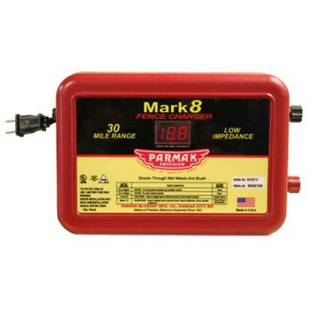 Eight Mile Alabama: Parmak MARK8 Low Impedance 110/120-Volt 30-Mile Range