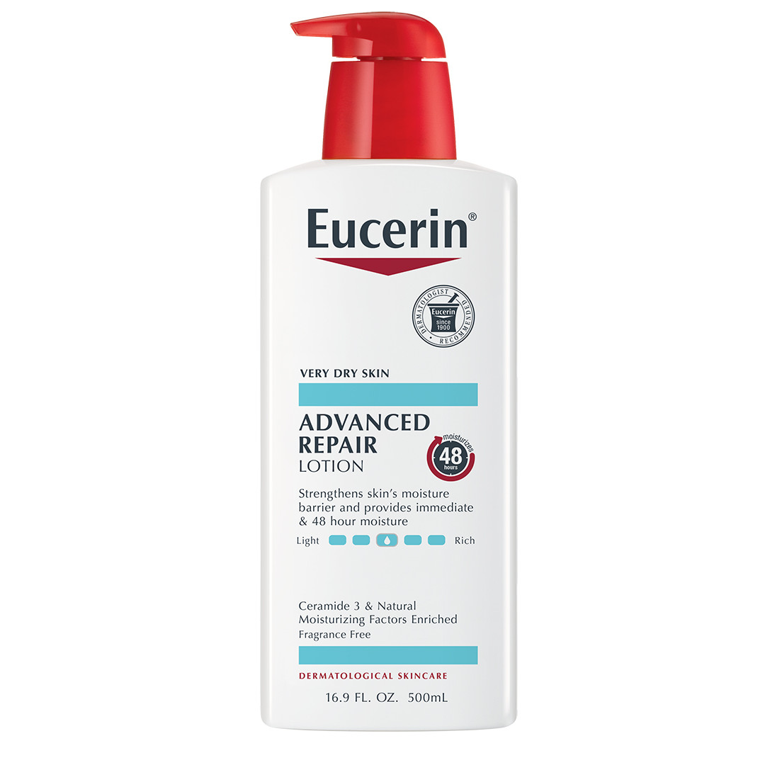Eucerin Advanced Repair Body Lotion 16.9 fl. oz.