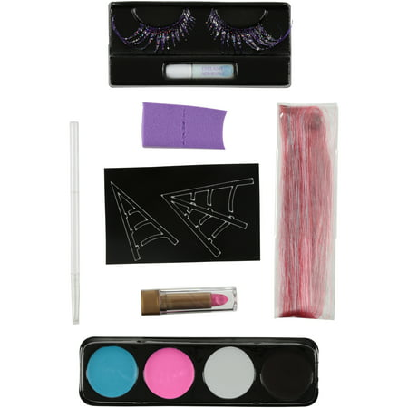 Fun World® Halloween Fantasy Witch Makeup Kit 6 pc. - Dancing With The Stars Halloween Makeup