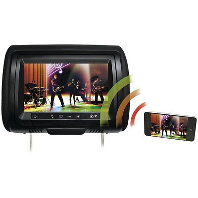 Concepts CLS903M 9-Inch LCD Headrest-Miracast