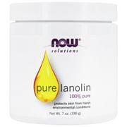 Maintenant aliments 100% Pure Lanoline - 7 oz