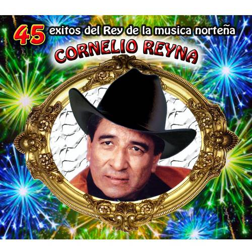 45 Exitos Del Rey De La Musica Nortena (3CD)
