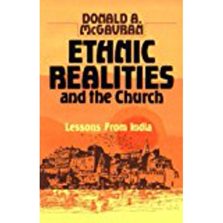 Ethnic Realities and the Church : Lessons from India