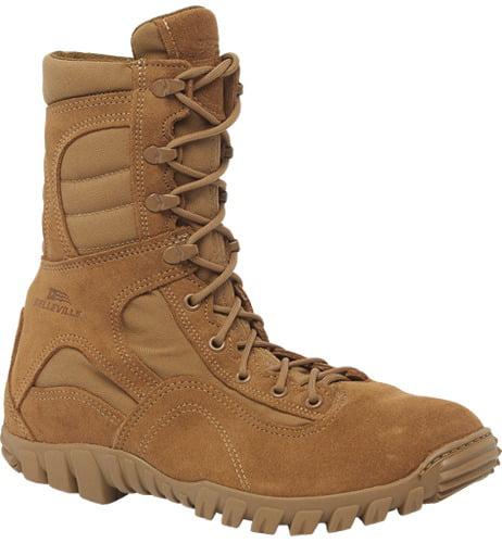 """Belleville C333 Men 8"""" Sabre Hot Weather Hybrid Assault Boot US Made"""