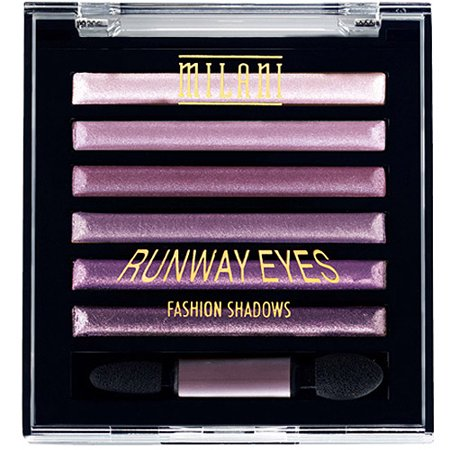 Runway Palette (Milani Runway Eyes 6-Pan Fashion Shadows Eye Shadow )