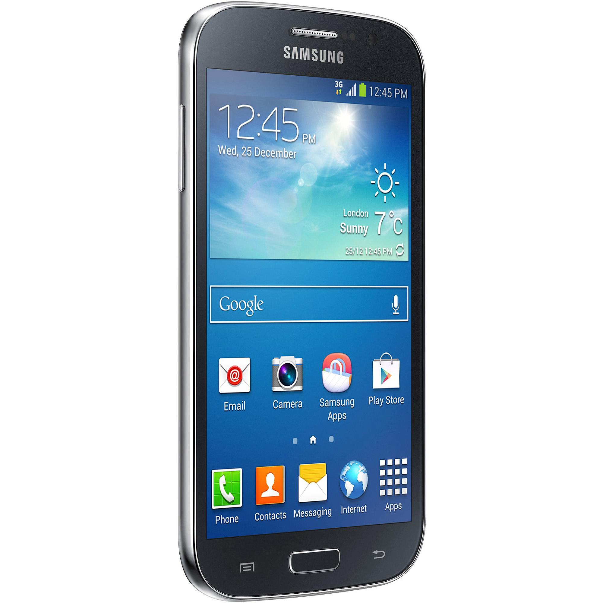 Samsung Korea Samsung Galaxy Grand Neo I9060 8 GB Factory Unlocked Cell Phones - Black