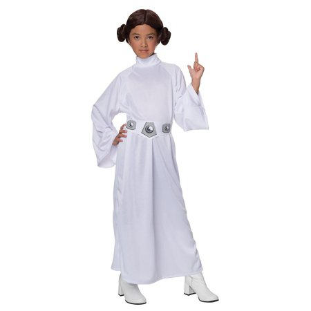 Star Wars Princess Leia Child Costume - Small for $<!---->