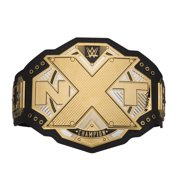 Official WWE Authentic NXT Championship Replica Title Belt (2017) Multi