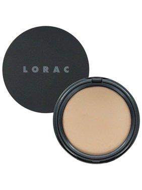 lorac porefection baked perfecting powder, pf4 medium
