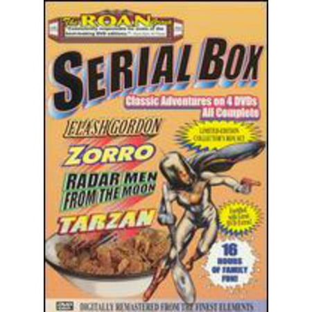 The Serial Box  Volume 1