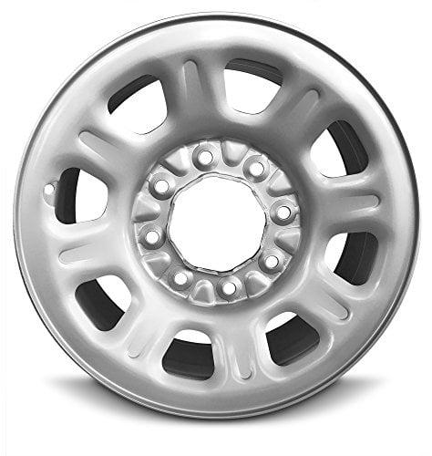 Road Ready Replacement 18 Silver Steel Wheel Rim 11 18 Gmc Sierra
