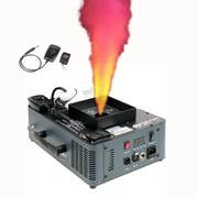 AMERICAN DJ Fog Fury Jett Smoke Fog Machine & LED Light Effect w/Wireless Remote